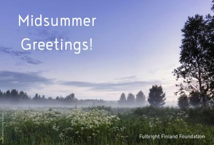 Midsummer card 2019