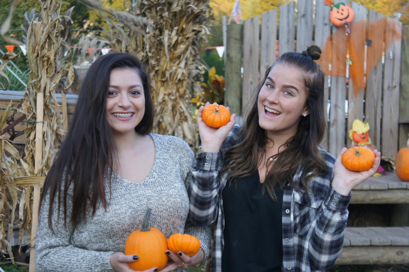 Fulbright Finland 2016-2017 Undergraduate Grantee on Halloween