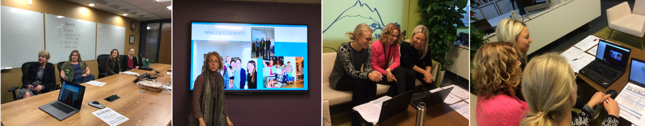 FoFF Centennial Ambassadors in Action: Alumni Stories and Skype Info Session