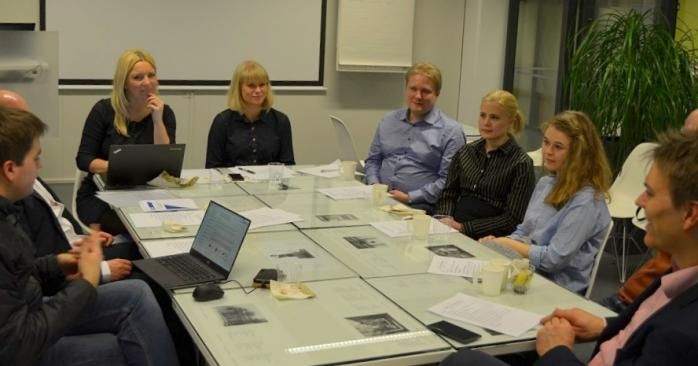 ASLA-Fulbright Alumni Association General Meeting in March 2016