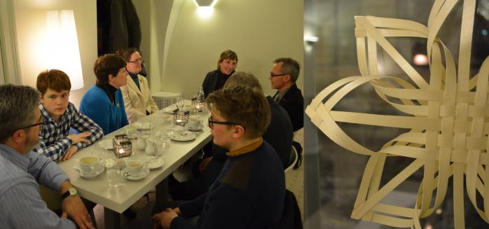 ASLA-Fulbright Alumni Association Visits Ateneum Museum on Runeberg's Day 2014