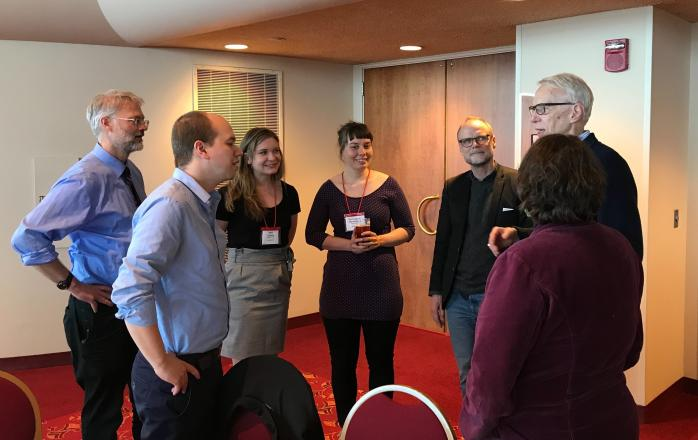 Fulbright Finland Alumni Meet Together at Society for the Advancement of Scandinavian Studies Conference in Madison