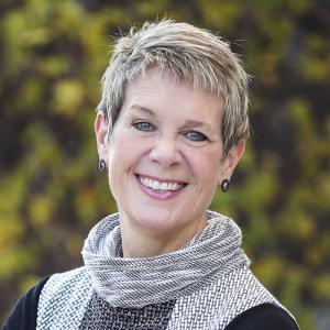 Headshot of Meredith McQuaid, Associate Vice President and Dean of International Programs at the University of Minnesota