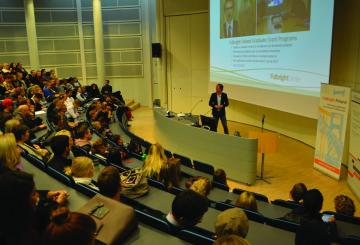 Fulbright Finland Foundation programs presentation