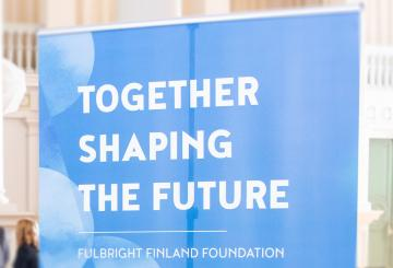 Brand promise of the Fulbright Finland Foundation